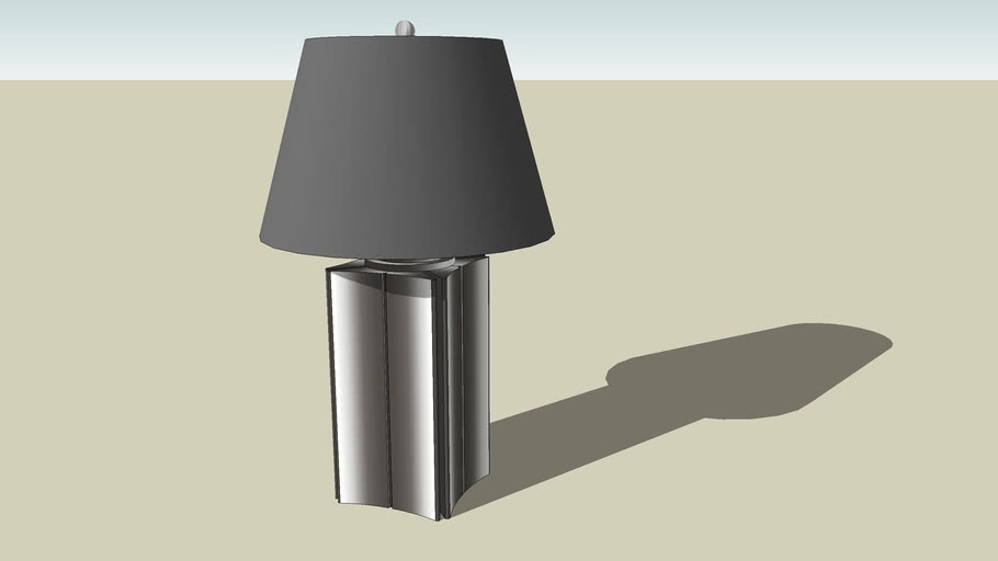 stainless lampshade
