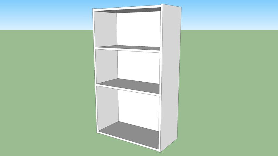 Room Essentials® 3-Shelf Bookcase