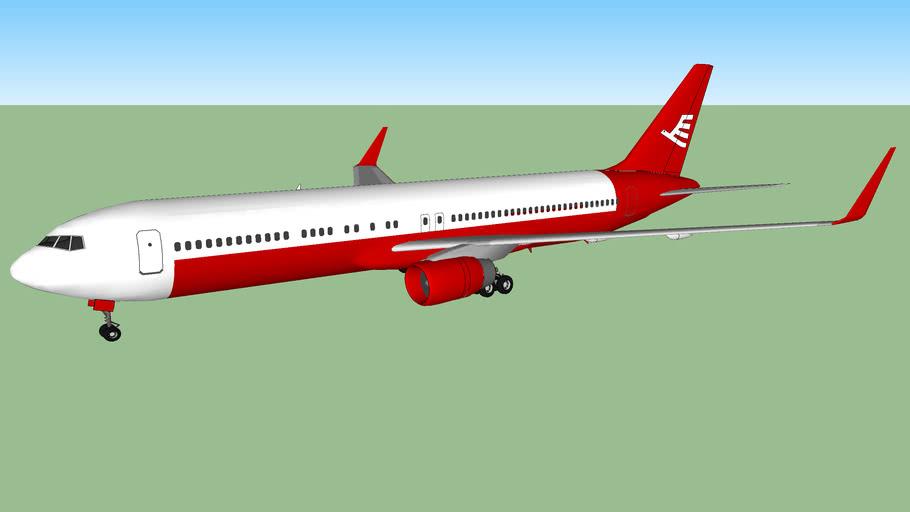 Decknar Airline Boeing 767-3D9/ER (RETIRED)