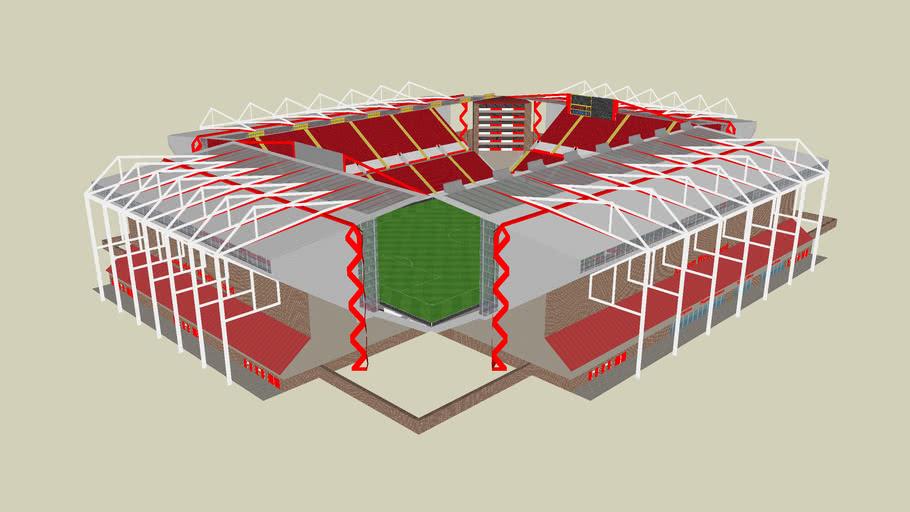 A random stadium