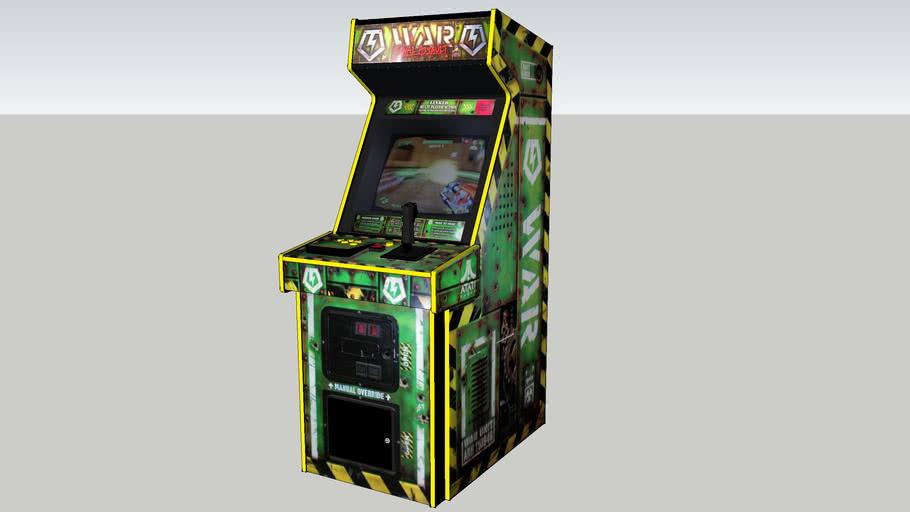 War: Final Assault arcade game Rev.1