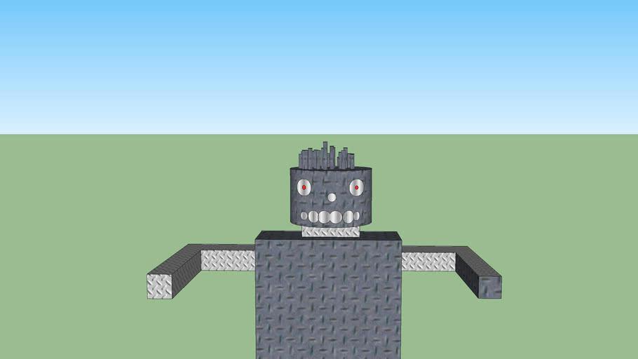 PETE The Robot