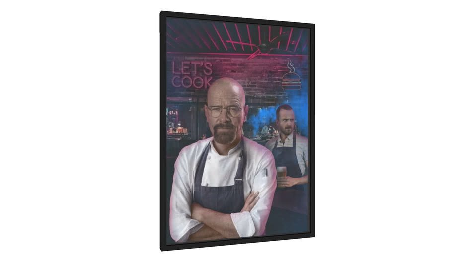Quadro Let's Cook - Galeria9, por Renato Kolberg