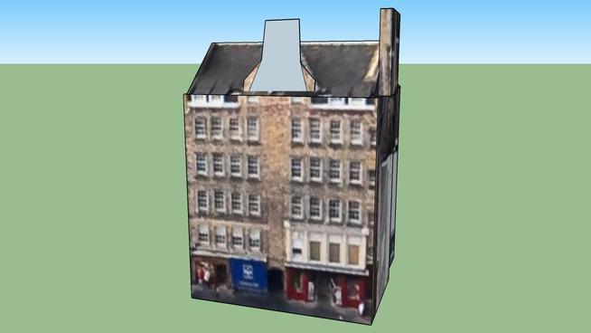 Gebäude in Edinburgh EH1 2LN, Vereinigtes Königreich