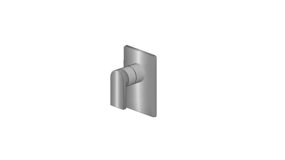 Acabamento para Misturador de Chuveiro Composed Kohler - T73098BR-4-CP
