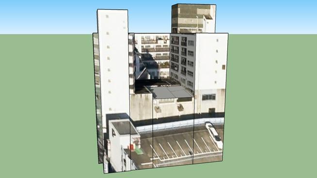 UR都市機構博多渡辺ビル上西町住宅
