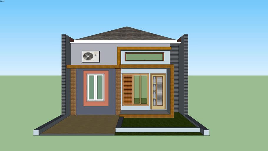 Desain Rumah Minimalis 3d Warehouse