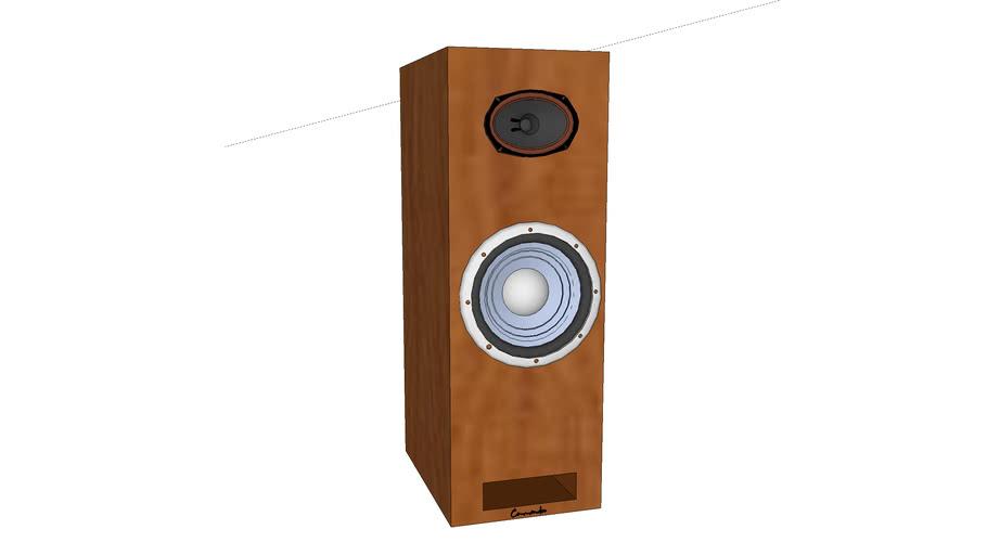 commander speakers