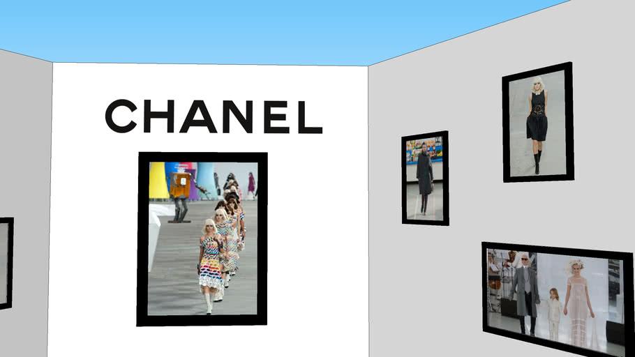 Chanel Runway Autumn/Winter 2014