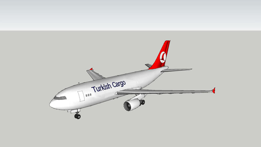 Turkish Airlines Cargo A310