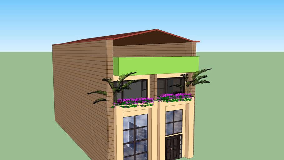 Twon House Tres Plantas