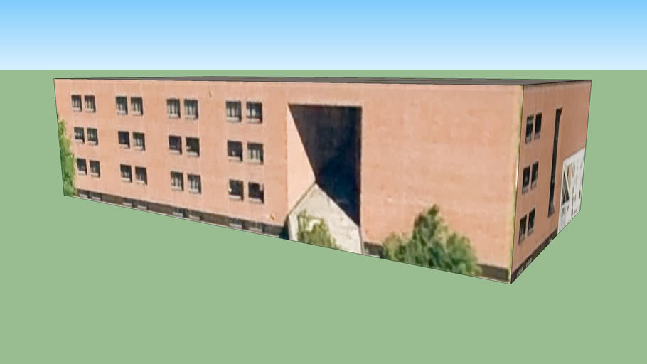 Gebäude in Minneapolis, MN, USA