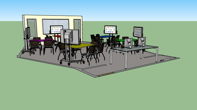 Ideal Learning Space