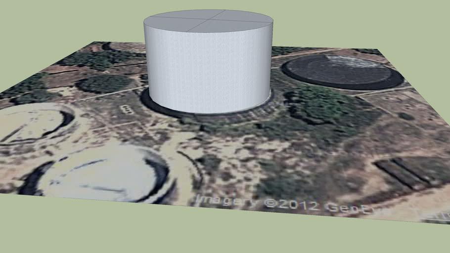Trincomalee oil storage