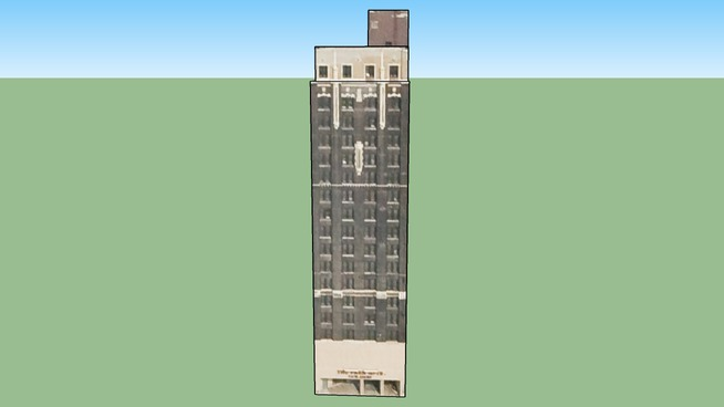 Park Apartments in Detroit, MI, USA