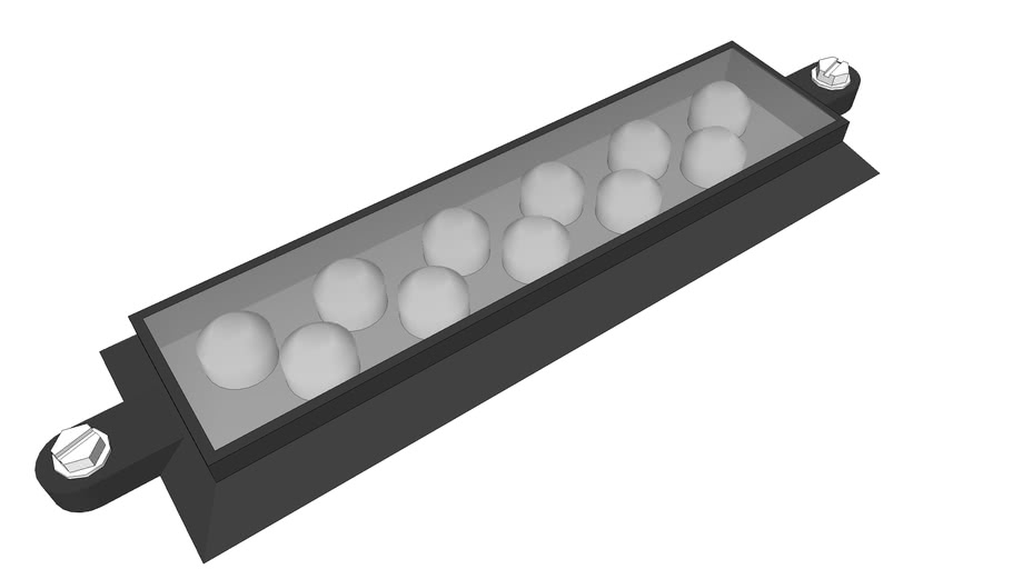 Extended LED Head
