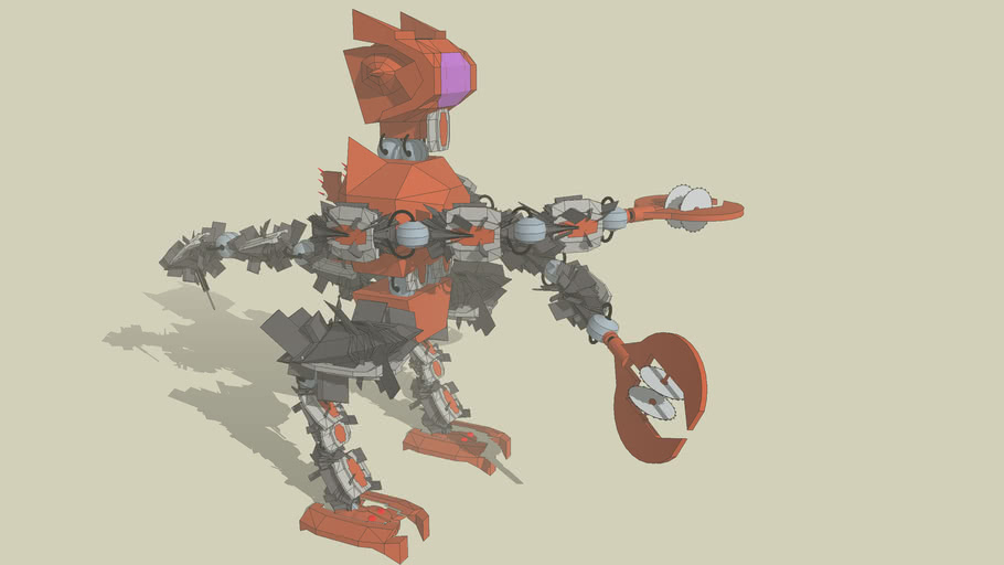 Imp-A really sweet mech