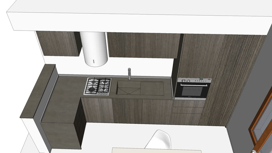 Kitchen Modulnova MH6