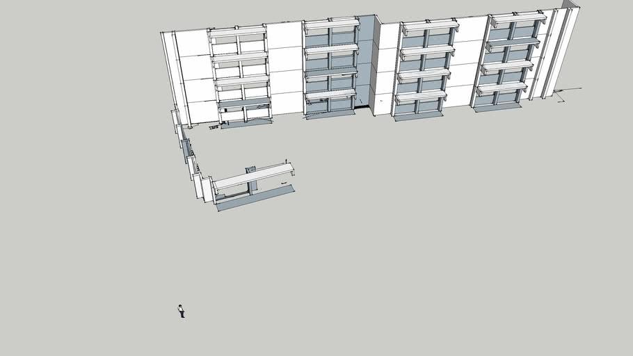 Kivel Building Fron Facade