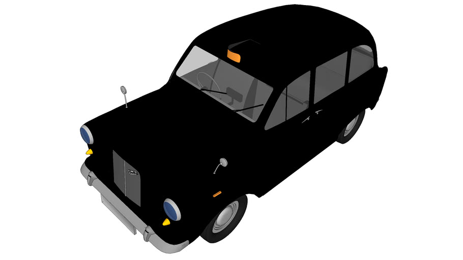 Austin FX4 (London Taxi)