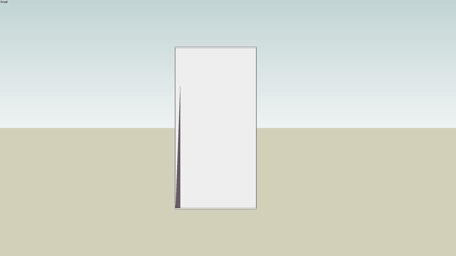 Soft Wall Flat 4x8
