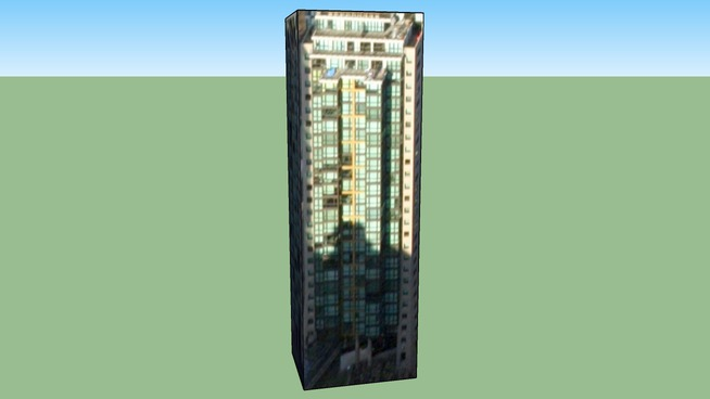Building in Vancouver, BC V6G 3C8, Canada