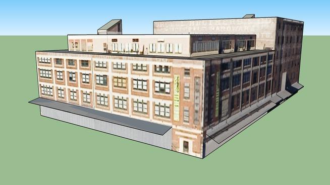 Gebäude in Memphis, TN, USA
