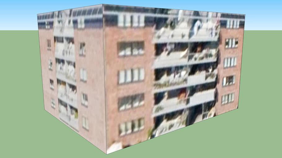 Building in Frederiksberg Municipality, Denmark