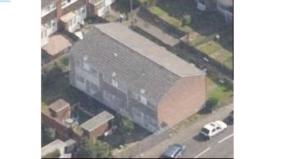 Birmingham 3 house terrace