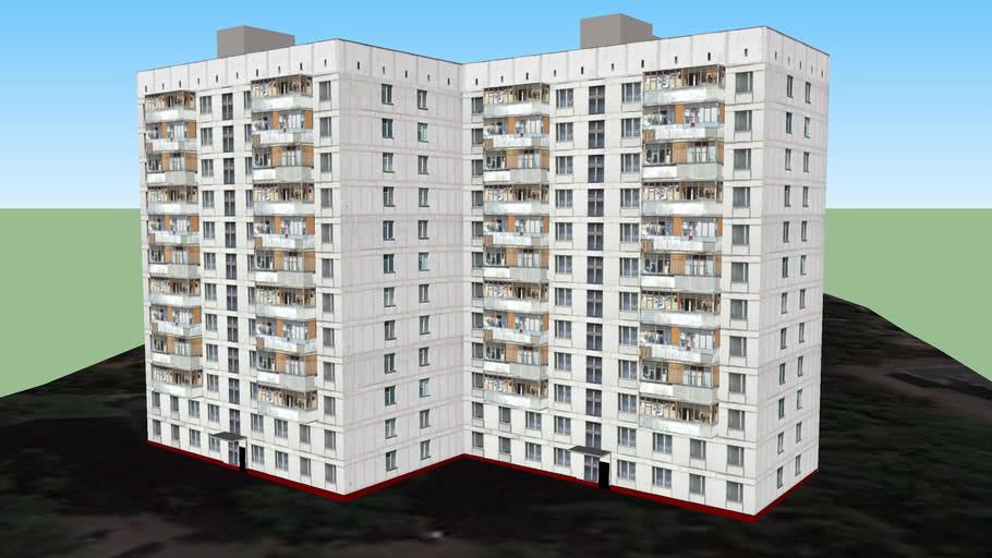 Ташкентский переулок, 9к2, 9к3