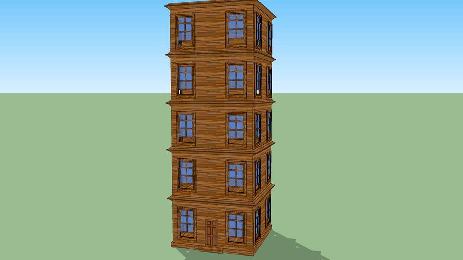 Wood Apartment