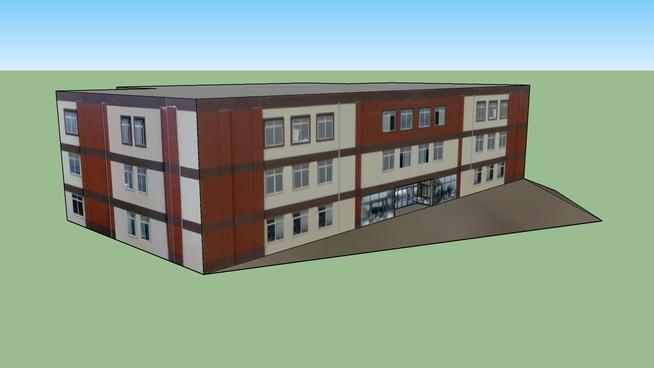 İYTE Mimarlık Fakültesi B Blok