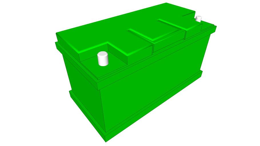 12V Leisure battery 110AH #DIYCamper