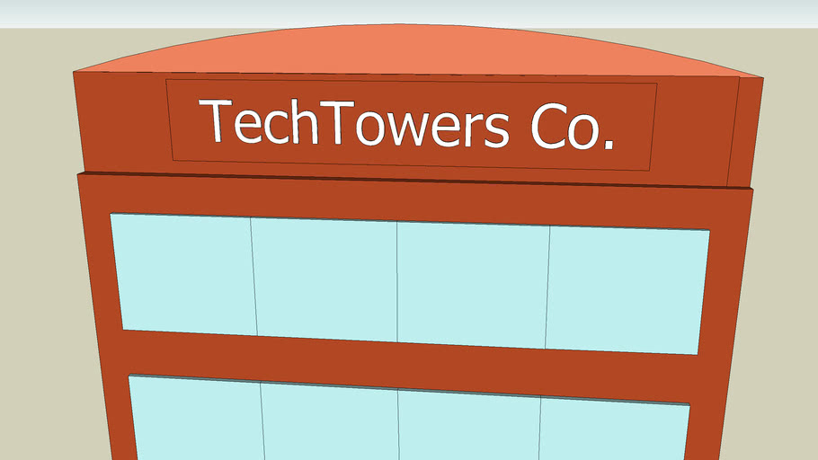TechTowers Co. Building
