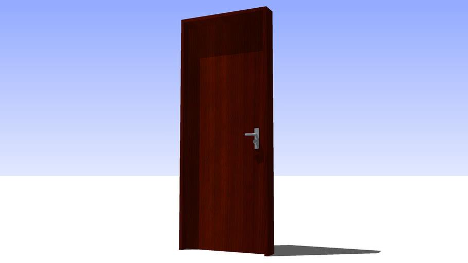 porta de 80cm