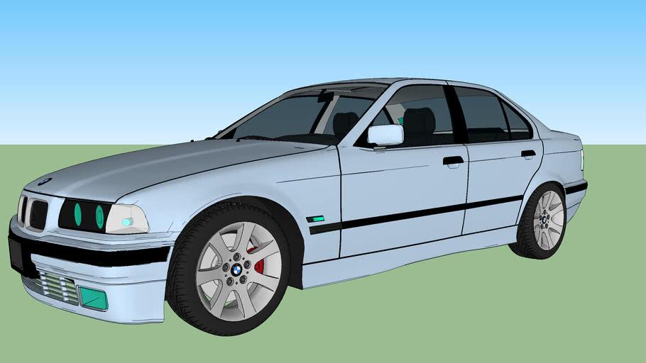New BMW E36 Rear Hood Trunk Damper Shocks Lift Lid Supports Heavy Duty