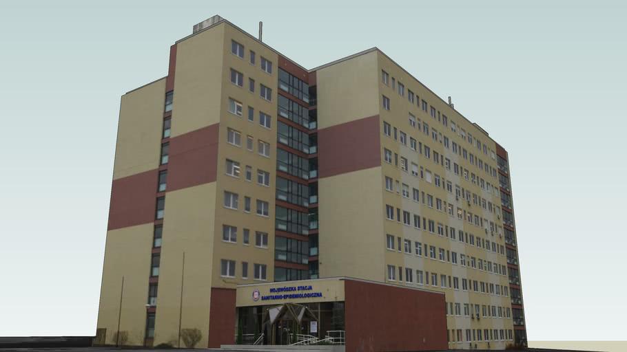 Wojewódzka Stacja Sanitarno - Epidemiologiczna Olsztyn