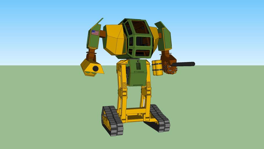 Megabots Mark 2 - Assault