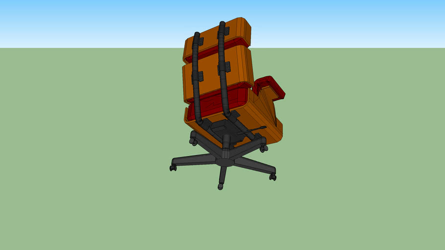 ultimate desk chair