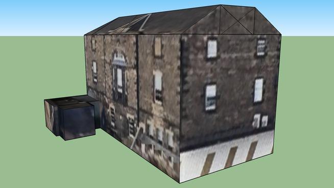 Building in Edinburgh EH6 6PS, UK