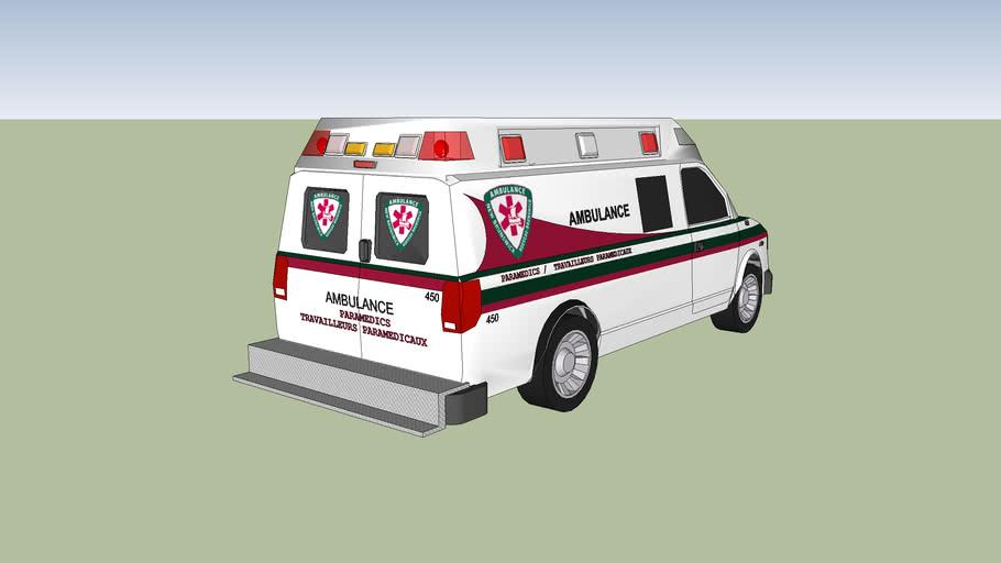 Ambulance New Brunswick