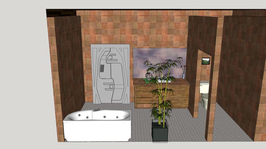 dream hosue bathroom 2017