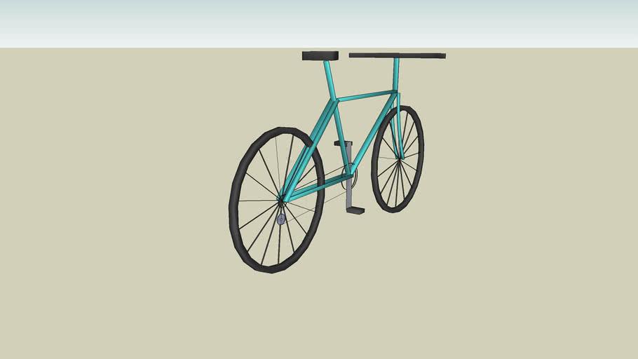 Blue Mountain Bike - Dağ Bisikleti
