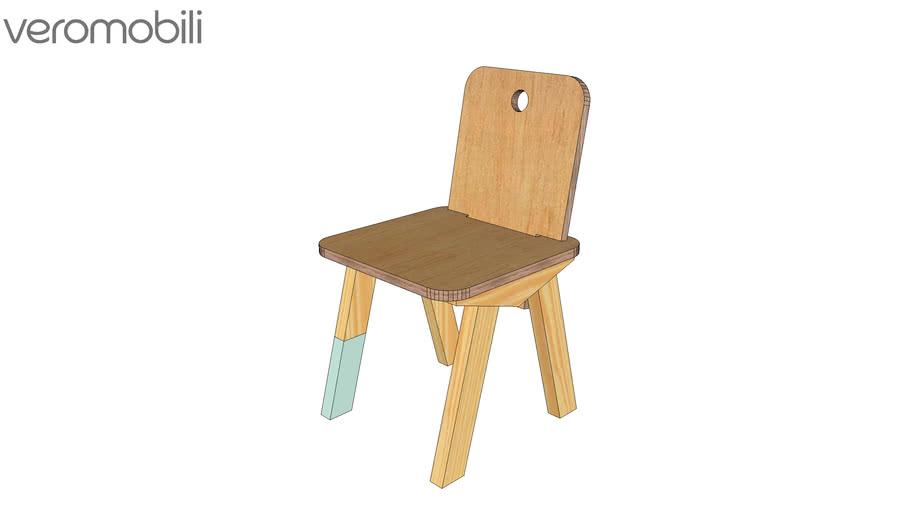 Cadeira Giz