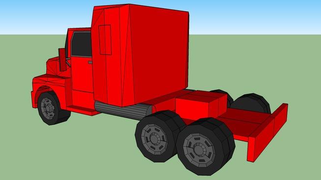 Big Trucker - Version 1.0