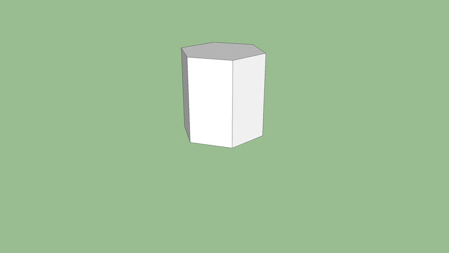 prisma hexagonală