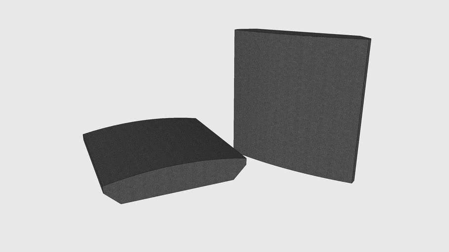 Skum Acoustics - Kino BT - Foam Bass Trap
