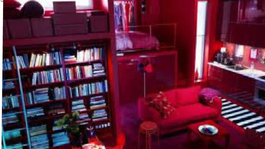 IKEA Livingroom 50% done