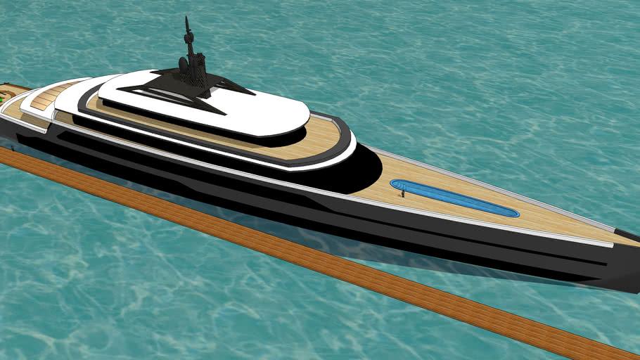 Mega yacht 06