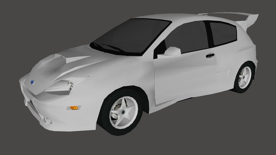 2000 Ford Focus FR200